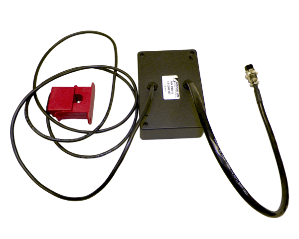 CT cord set that monitors surge current over the ground conductor.