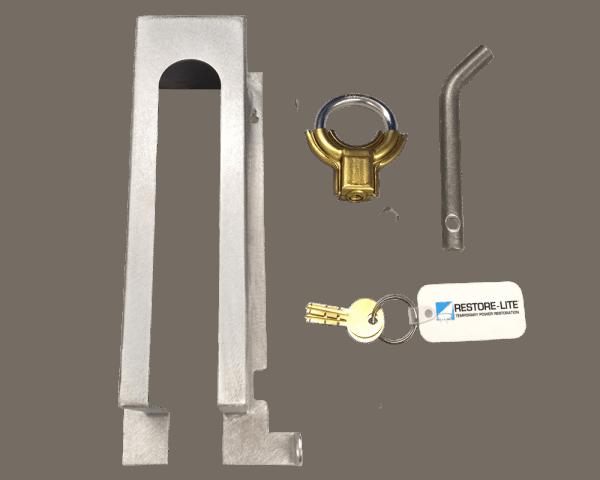 Restore Lite Locking Kit 300-AMP connectors